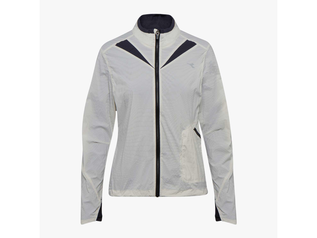 Image of   Diadora - L. Luminex Wind Jacket - Løbejakke - Dame - Grå - Str. L