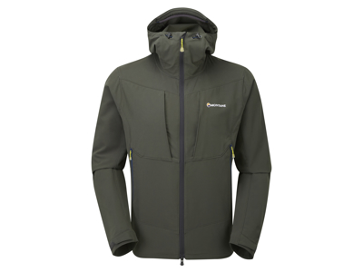 Montane Dyno Stretch Jacket - Softshell Mand - Grå
