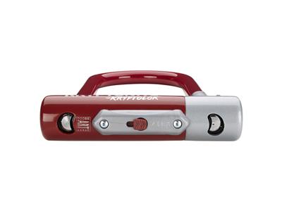 Kryptonite bøjlelås - Kryptolok 2 Mini 7 - U-Lock 8,2x17,8cm - Merlot