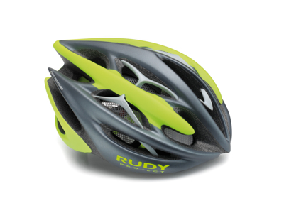 Rudy Project Sterling+ - Cykelhjelm - Titan/Lime