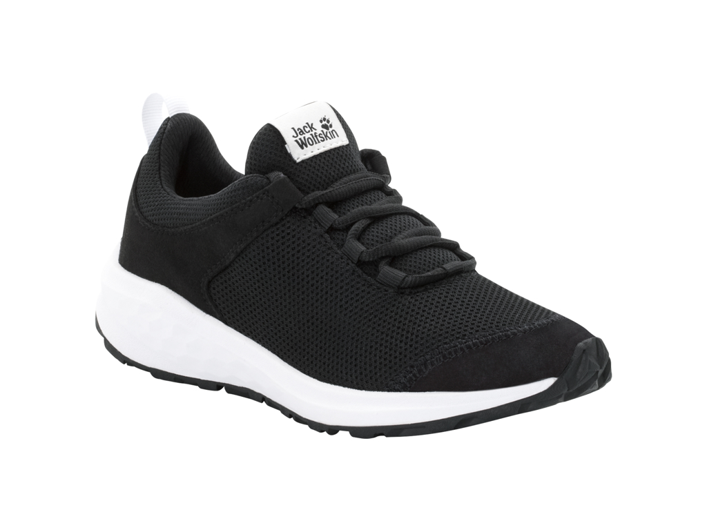 Image of   Jack Wolfskin Coogee Low K - Sko - Kids Str. 37 - Black