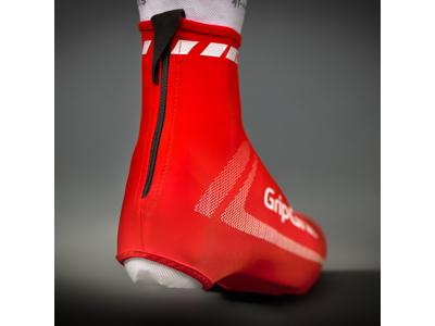 Skoovertræk GripGrab RaceAero rød onesize