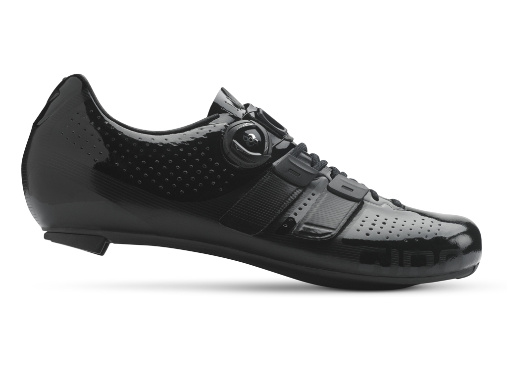 Image of   Giro Factor Techlace - Cykelsko Road - Str. 41 - Sort