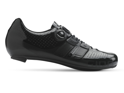 Giro Factor Techlace - Cykelsko Road - Sort