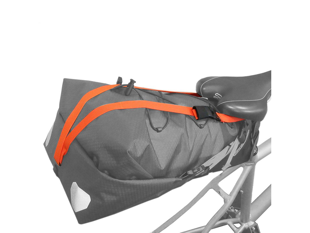 Image of   Ortlieb Seat-Pack Support Strap - Sikringsrem til Seat-Pack - Orange