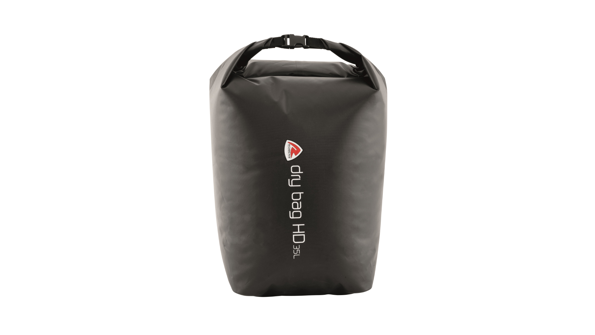 Robens - Vandtæt dry bag - 35 liter - Sort   Travel bags