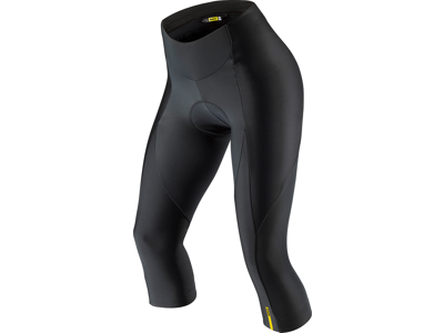 Mavic Ksyrium Elite Thermo Knickers- Dame - Sort - Str. S