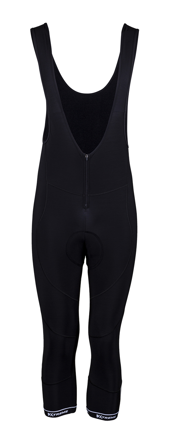 XTreme X-Stark - Vinter knickers med pude - Sort | Trousers