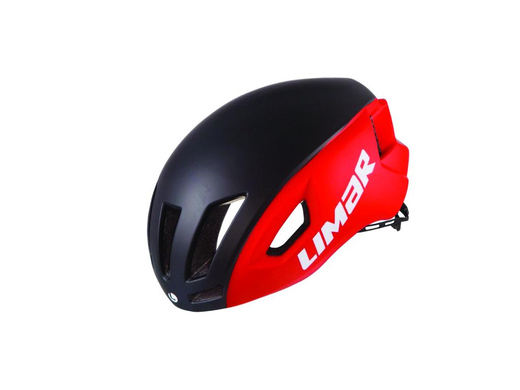 Limar Air Speed - Cykelhjelm - Sort/rød