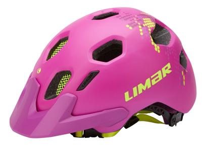 Limar Champ - Cykelhjelm - Str. 52-58 cm - Matviolet