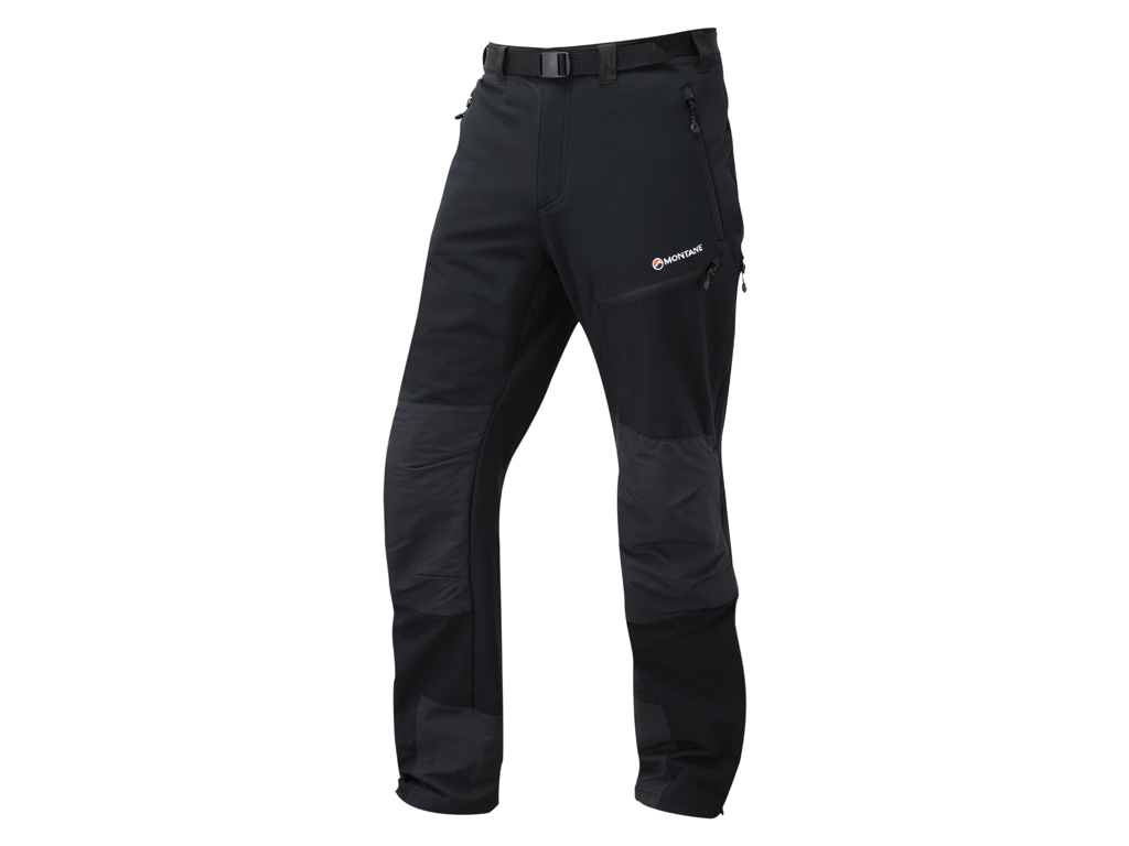 Image of   Montane Terra Mission Pants - Vandrerbukser - mand - Sort - Str. L