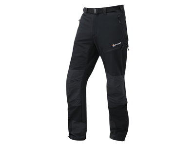 Montane Terra Mission Pants - Vandrebukser - Herre - Sort