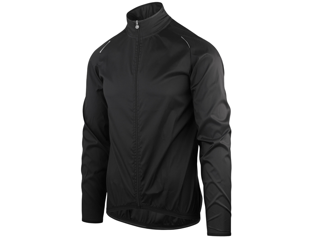 Image of   Assos Mille GT Wind Jacket - Cykeljakke - Sort - Str. XLG
