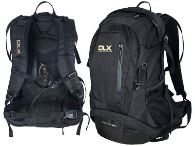 DLX Deimos -  Rygsæk - 28 liter - Sort