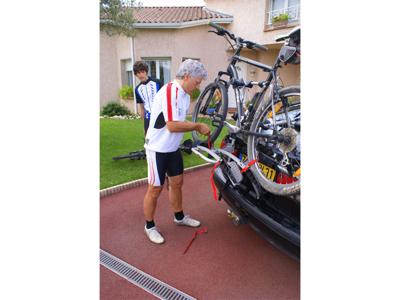Buzzrack - Pilot - Cykelholder til bagklap - 2 cykler