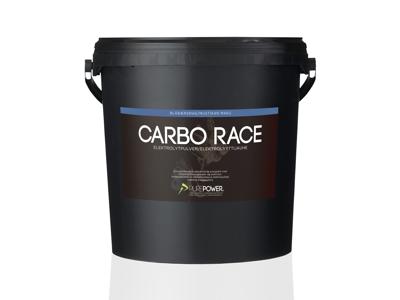 PurePower Carbo Race Elektrolyt - Energidrink - Blåbär - 5 kg