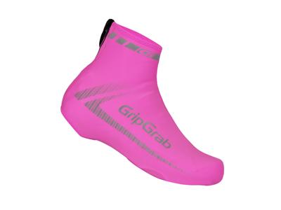 GripGrab RaceAero Hi-Vis 2010 - Skoovertræk - Hi-Vis Pink - One Size