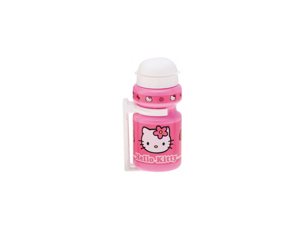 Drikkeflaske med Hello Kitty