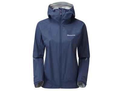 Montane Womens Atomic Jacket - Skaljakke Dame - Blå