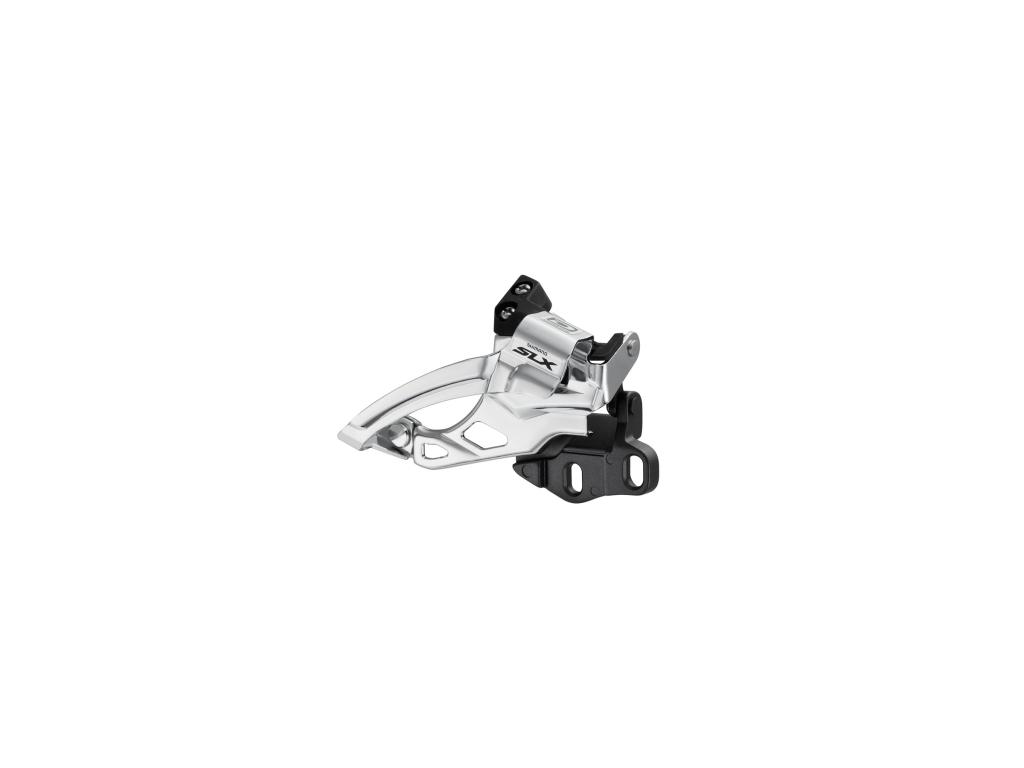 Image of   Shimano SLX - Forskifter FD-M675 til 2 x 10 gear til krankboks montering