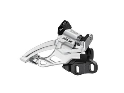Shimano SLX - Forskifter FD-M675 til 2 x 10 gear til krankboks montering