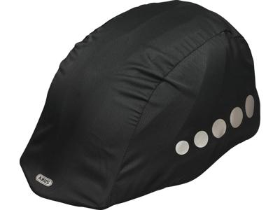 Abus regnskydd till cykelhjälm - Str. M/L - Svart