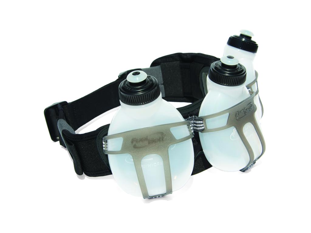 FuelBelt Revenge Bottle Belt til 3 flasker - Væskebælte til løb og træning inkl. 3 flasker thumbnail
