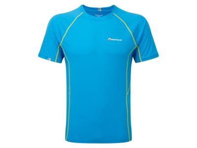 Montane Sonic T-Shirt - T-Shirt Mand - Blå - Large