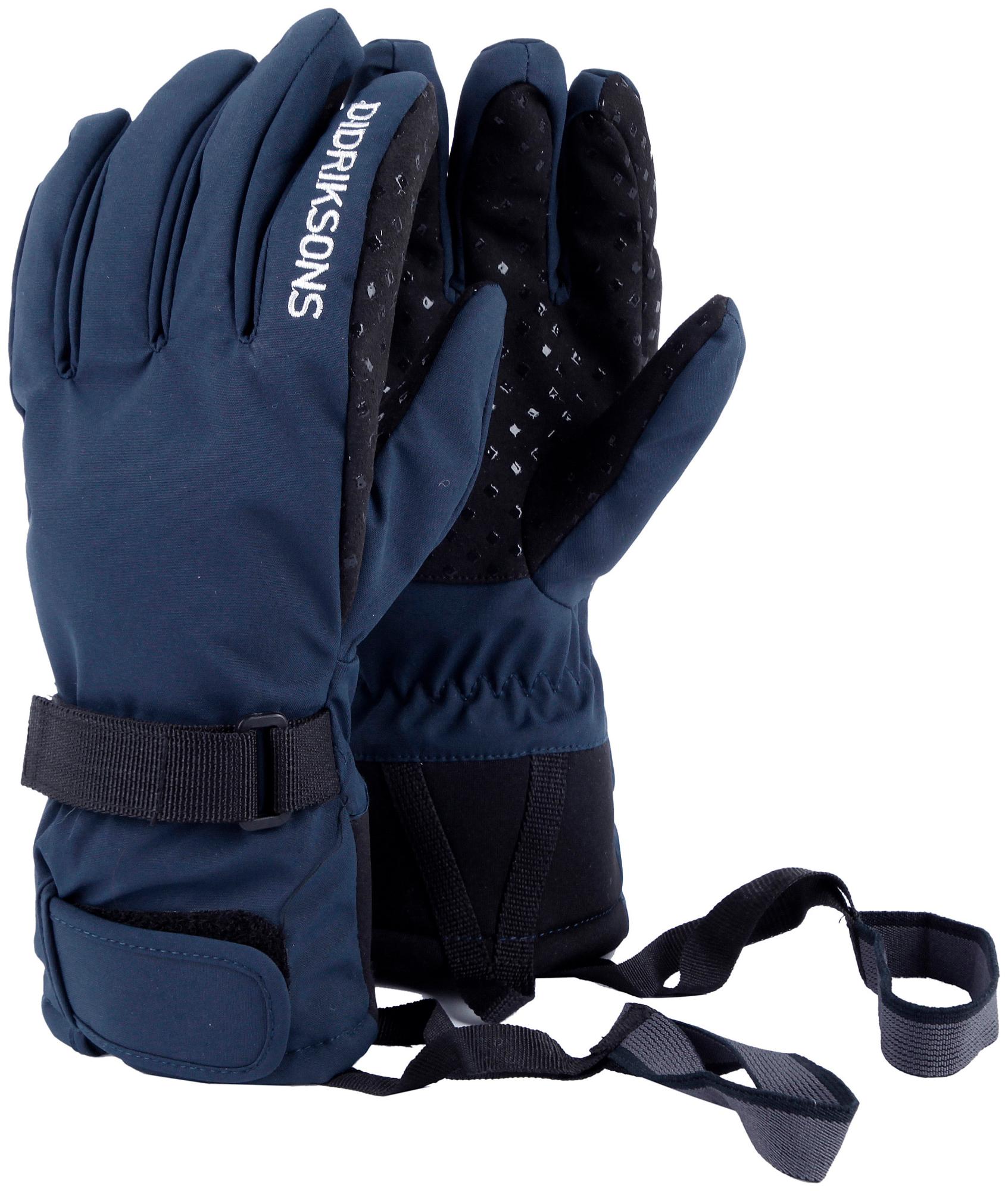 Didriksons Five Youth - Handsker - Børn - Navy | Gloves