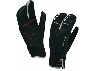 Sealskinz Highland XP Claw - cykelhandske - Sort
