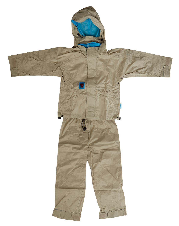 Anuy Rimini Regnsæt til børn - Beige   Jackets