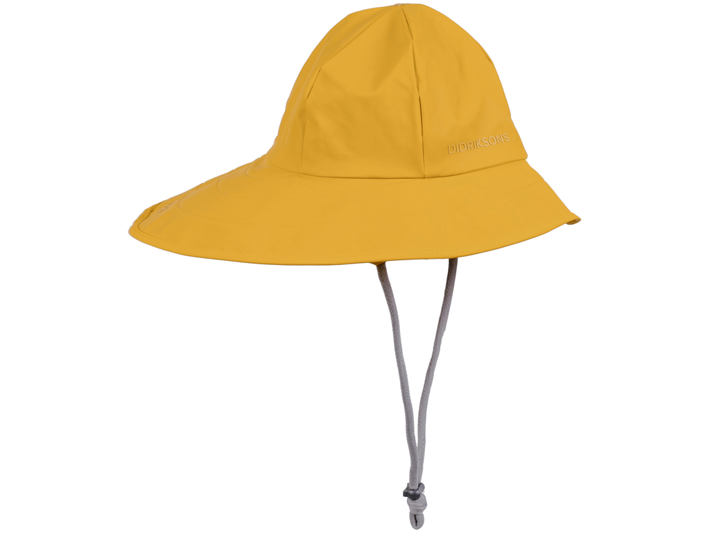 Didriksons Southwest Hat - Sydvest - Gul - Str. M thumbnail