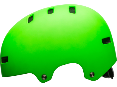 Bell Span - Bicycle Skater Helmet - Green