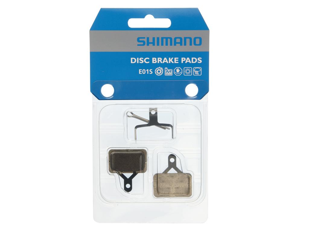Shimano E01S Metal - Bremseklods til Deore M-575 skivebremser