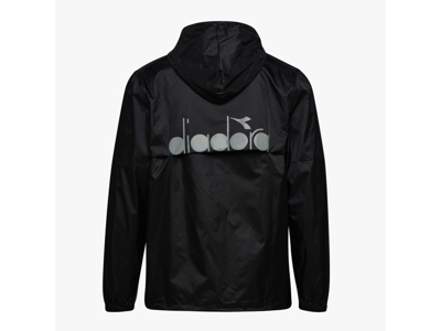 Diadora X-Run Jacket - Løbejakke Herre - Sort