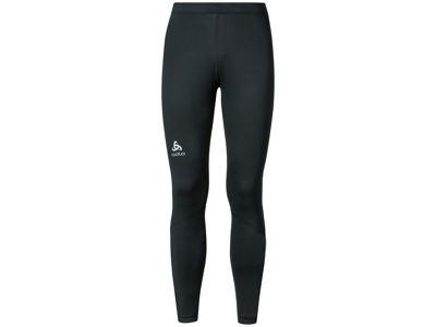 Odlo herre tights lange - Sliq Active Run - Sort