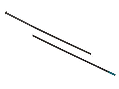 Shimano Eger - Til WH-9000 C24 283mm lange - sort
