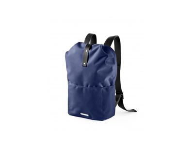 Brooks - Dalston Knapsack med blixtlås - Blå - Small/12 liter