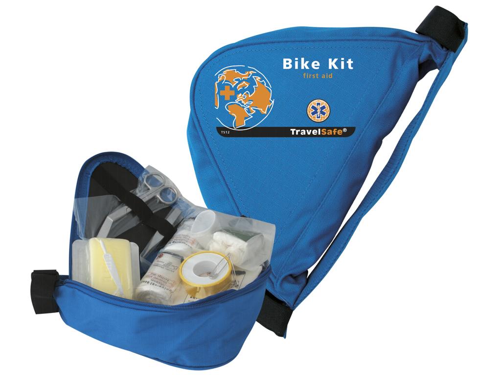 Travelsafe Bike Kit - Førstehjælpskit m. indhold thumbnail