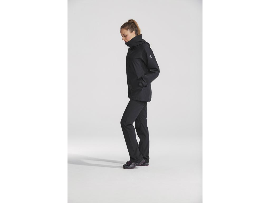Didriksons Minou Womens Jacket Vandtæt Damejakke Sort (DKK 640,00)