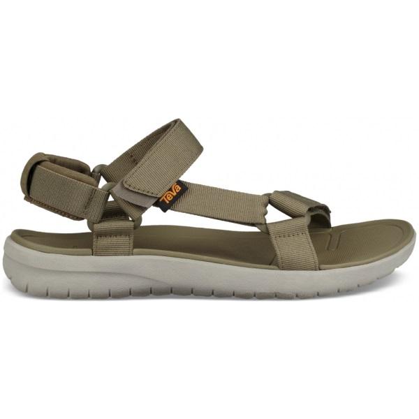 Teva M Sanborn Universal - Sandal til mænd - Burnt Olive | Shoes and overlays