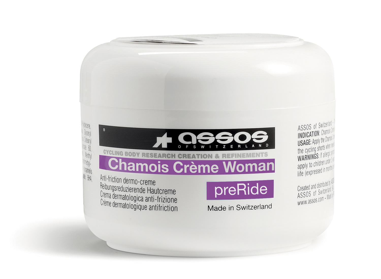 Assos Chamois Creme Woman - Buksefedt til damer - 75 ml | Personlig pleje