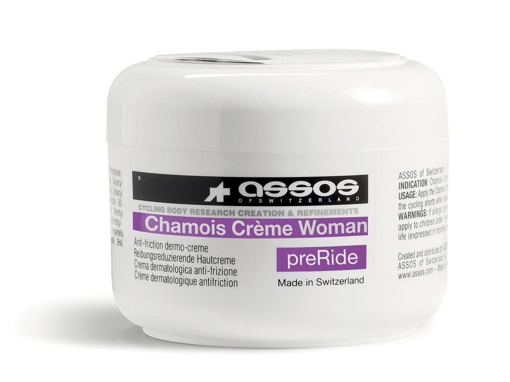 Assos Chamois Creme Woman - Buksefedt til damer - 75 ml
