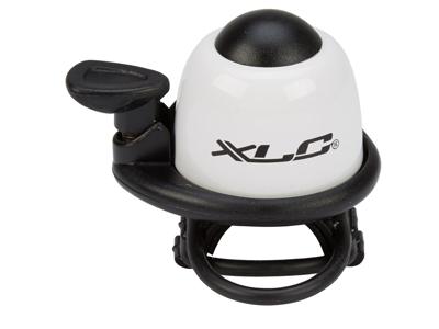 Ringeklokke XLC mini bell hvid