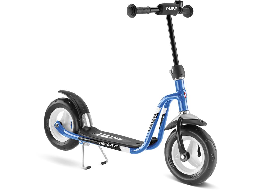 Image of   Puky - R 03 - Løbehjul til børn fra 3 år - Blå/sort