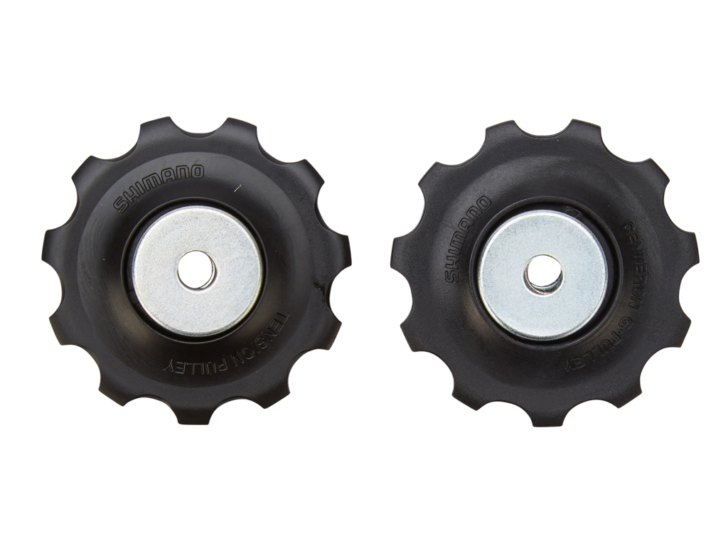 Image of   Shimano Pulleyhjul - Deore RD-T6000 Trekking - 2 stk. 11 tands