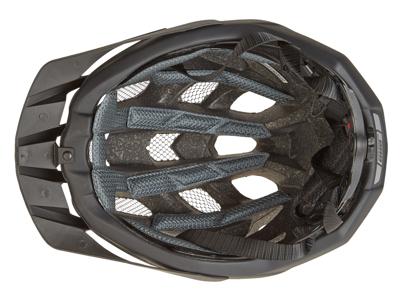 Limar 888 - Cykelhjälm till MTB - Str. 55-59 cm - Mattsvart