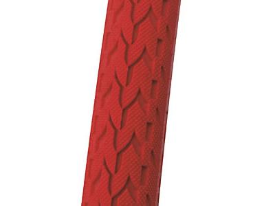 Duro - Fixie - Däck - Vikbart - 700 x 24c - Röd