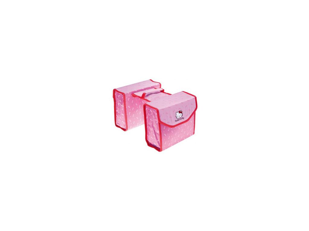 Image of   Hello Kitty - Cykeltasker til bagagebærer