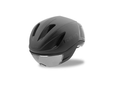 Giro Vanquish Mips - Cykelhjelm - Mat/Glans Sort